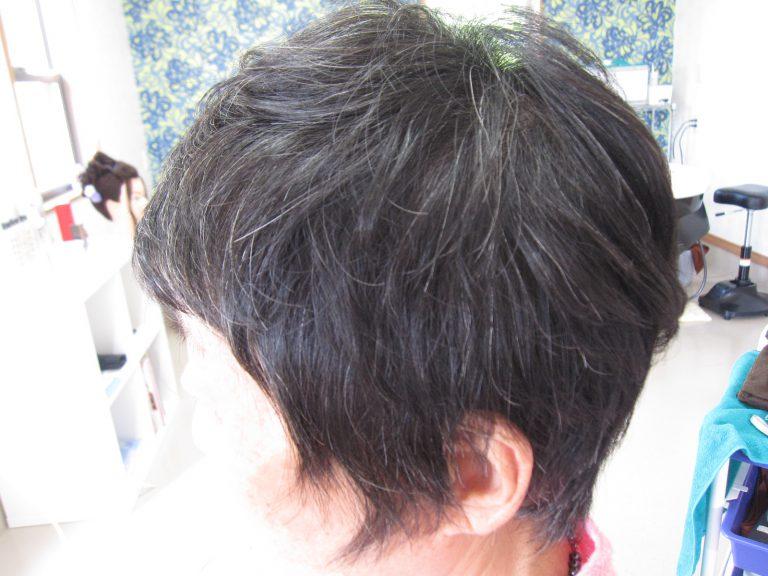 観音台初めてのキュビズムカット!薄毛が多くなるの?