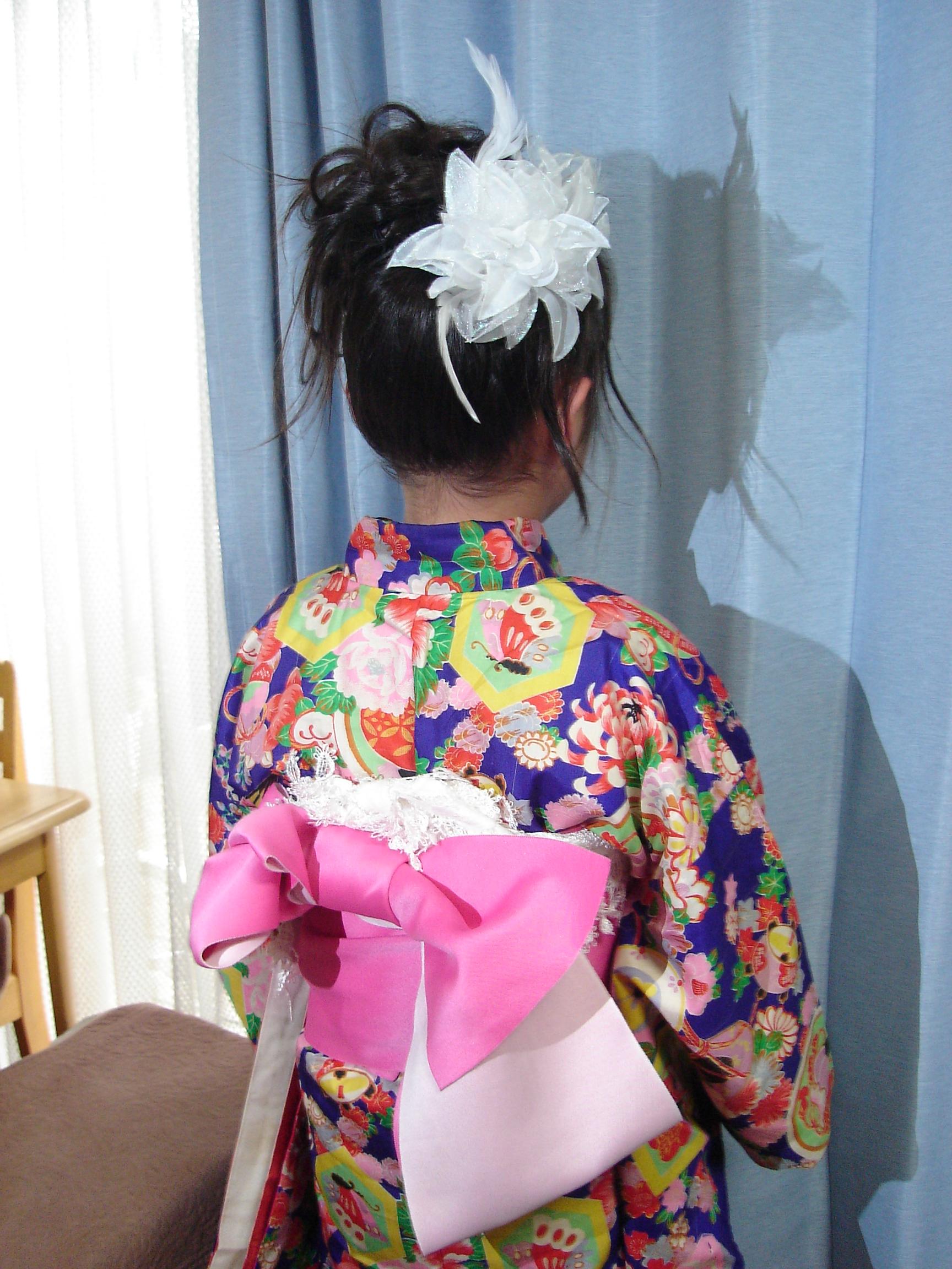 着物は日本の文化!おりがみからの発信です。
