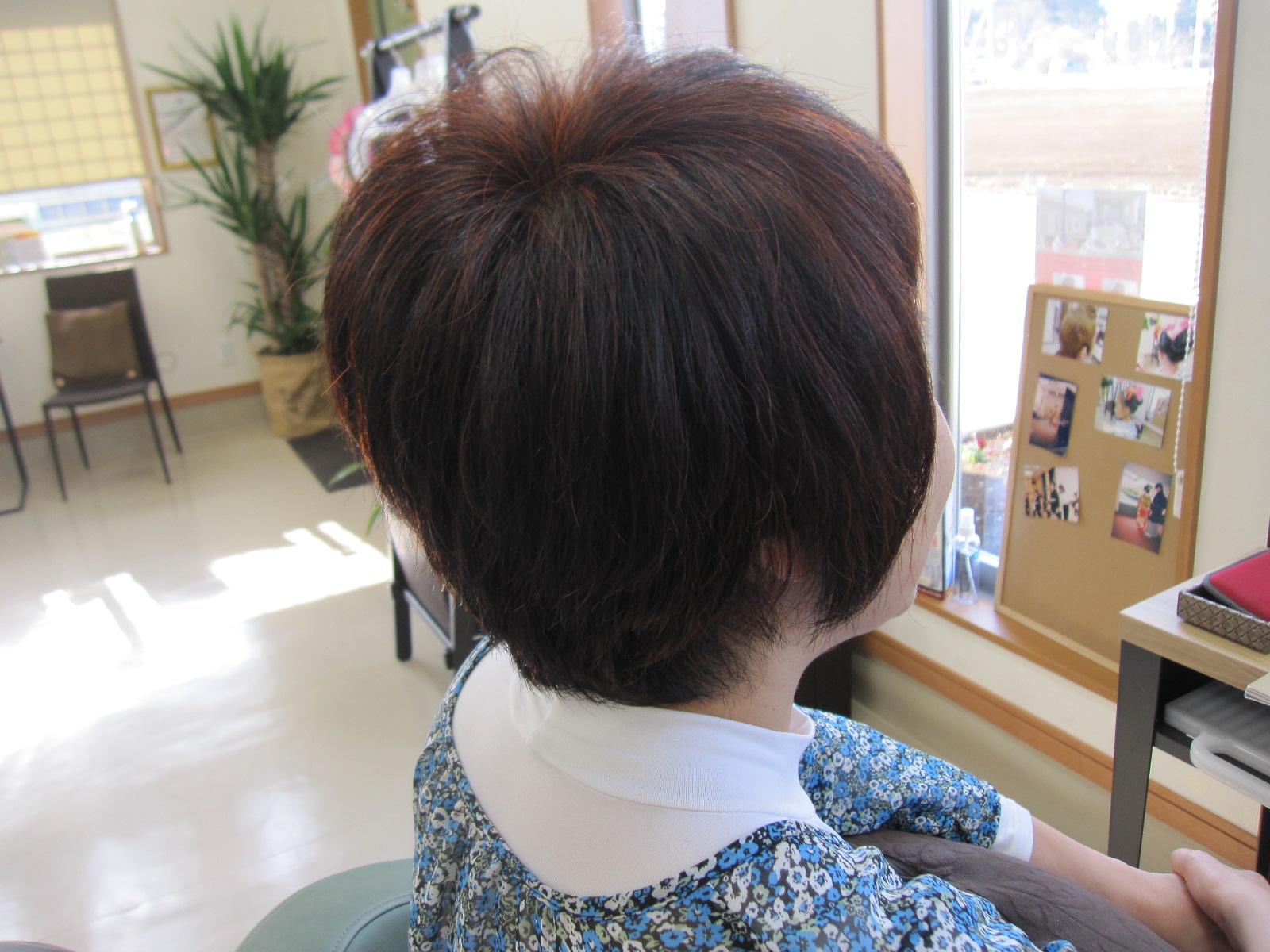 縮毛矯正をしてカラーして、ダメージでカラーがヒリヒリ痛い!