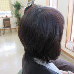 髪の毛、誉められた~其の1