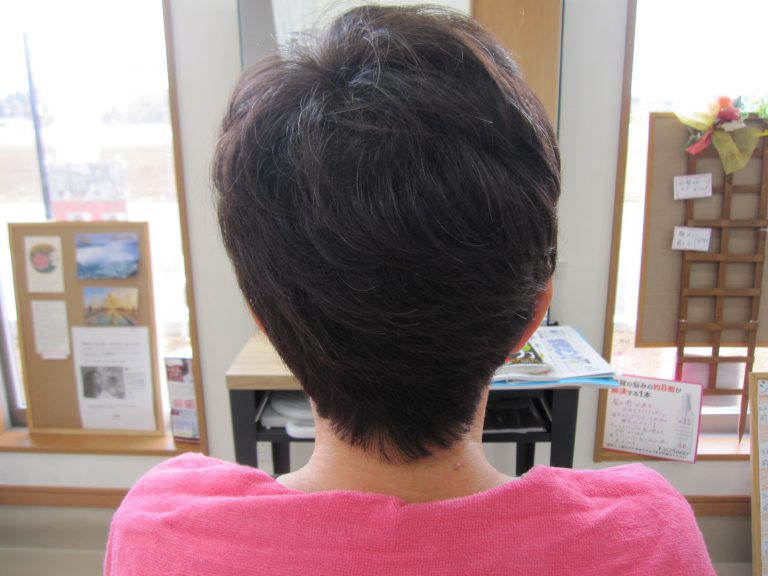 いつも髪型綺麗だから、同じところでカットしたい!