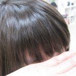 前髪、束間のアレンジしてみたい!
