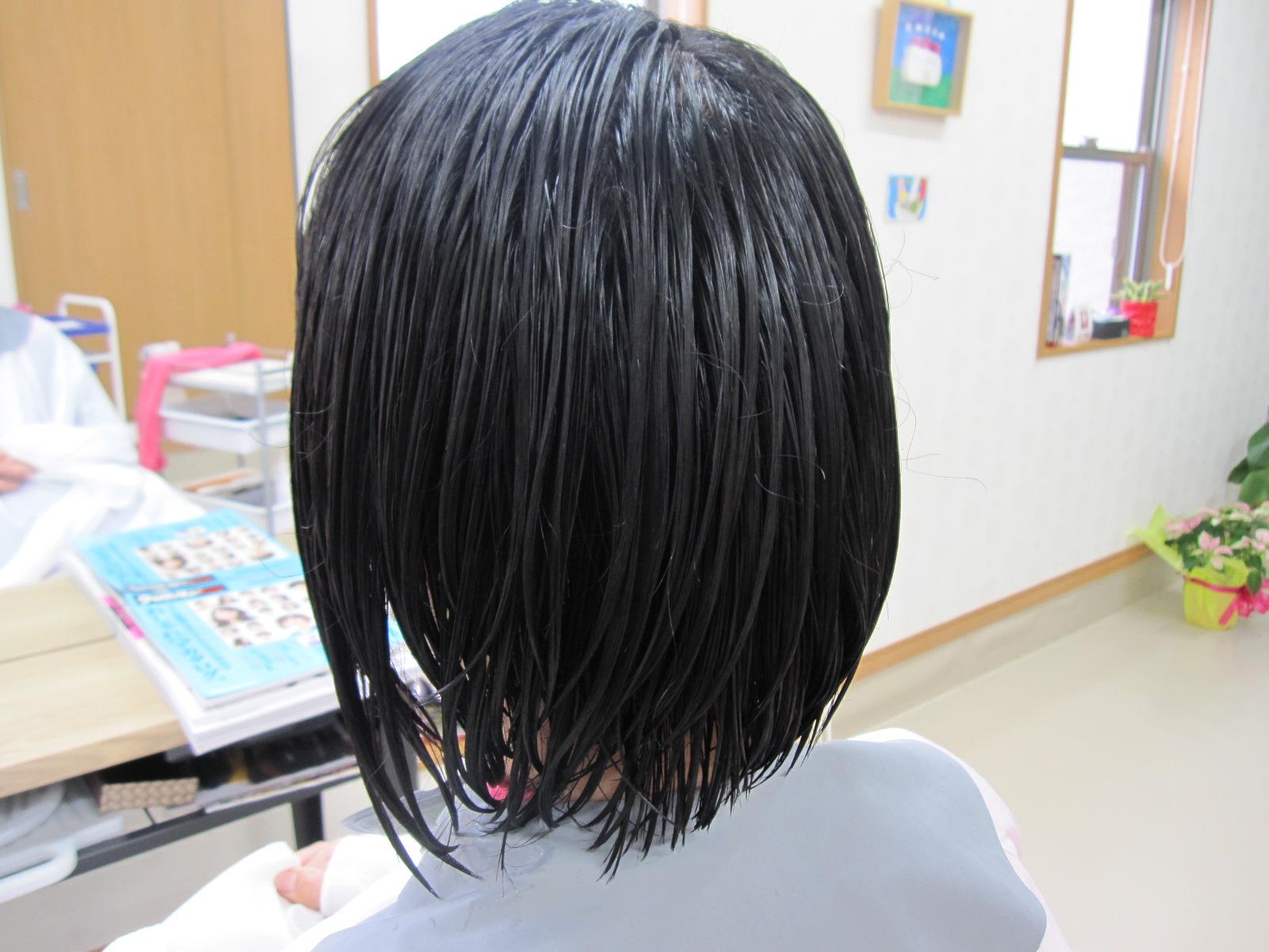 からまる!髪の毛いたんでるのかなぁ~