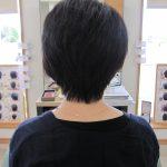 うねるクセ毛が繰り返しカットで・・・