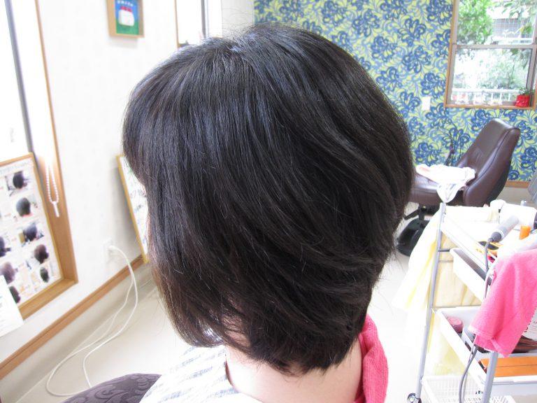 髪の毛が多くなる!気になる所は・・