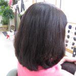 広がる髪、トップの薄毛で悩んでます。
