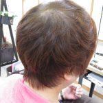 細い髪も、絡まらない。頭皮に指が届く!