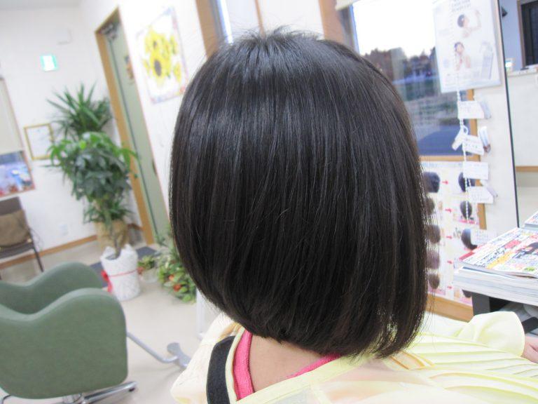 髪が薄いんです!!!なんとかなるかしら