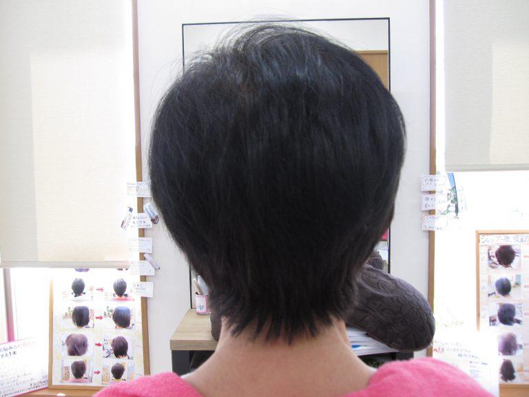 髪の悩み、綺麗な髪で清潔感!