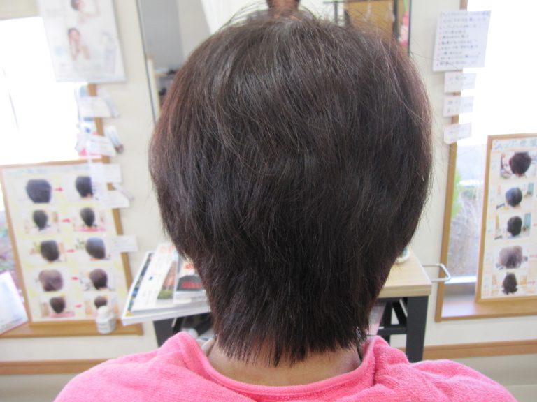 くせ毛、広がり悩みが解消❣