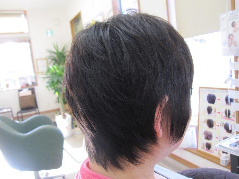 髪が細くて薄い❣はずなんだけどなぁ~