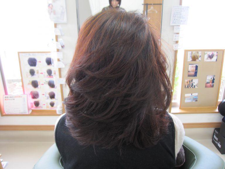 天然ヘナ100%は白髪が気にならない。