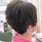 こだわりのある髪型