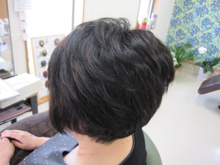 キュビズムカットする前の髪型・・・忘れた❣