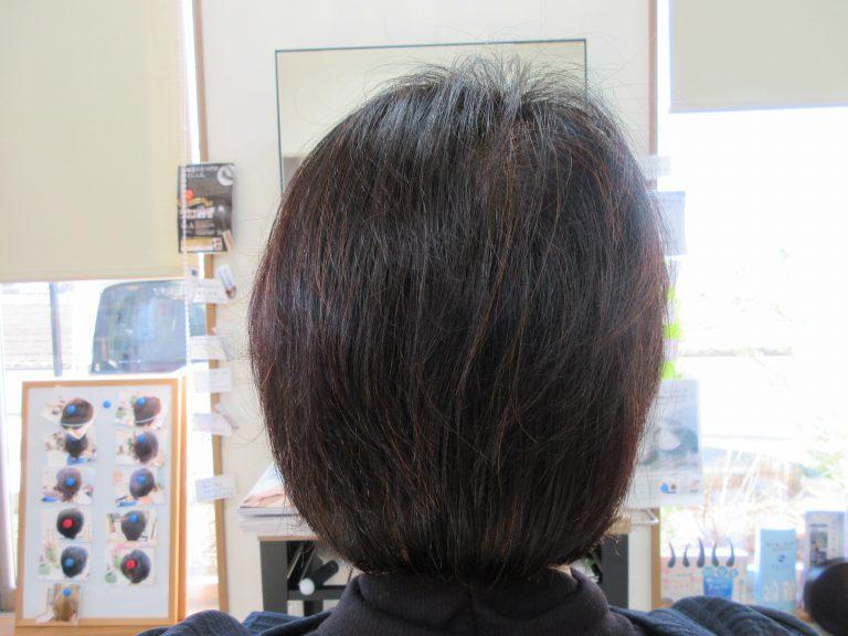 キュビズムカットで髪が変わった!