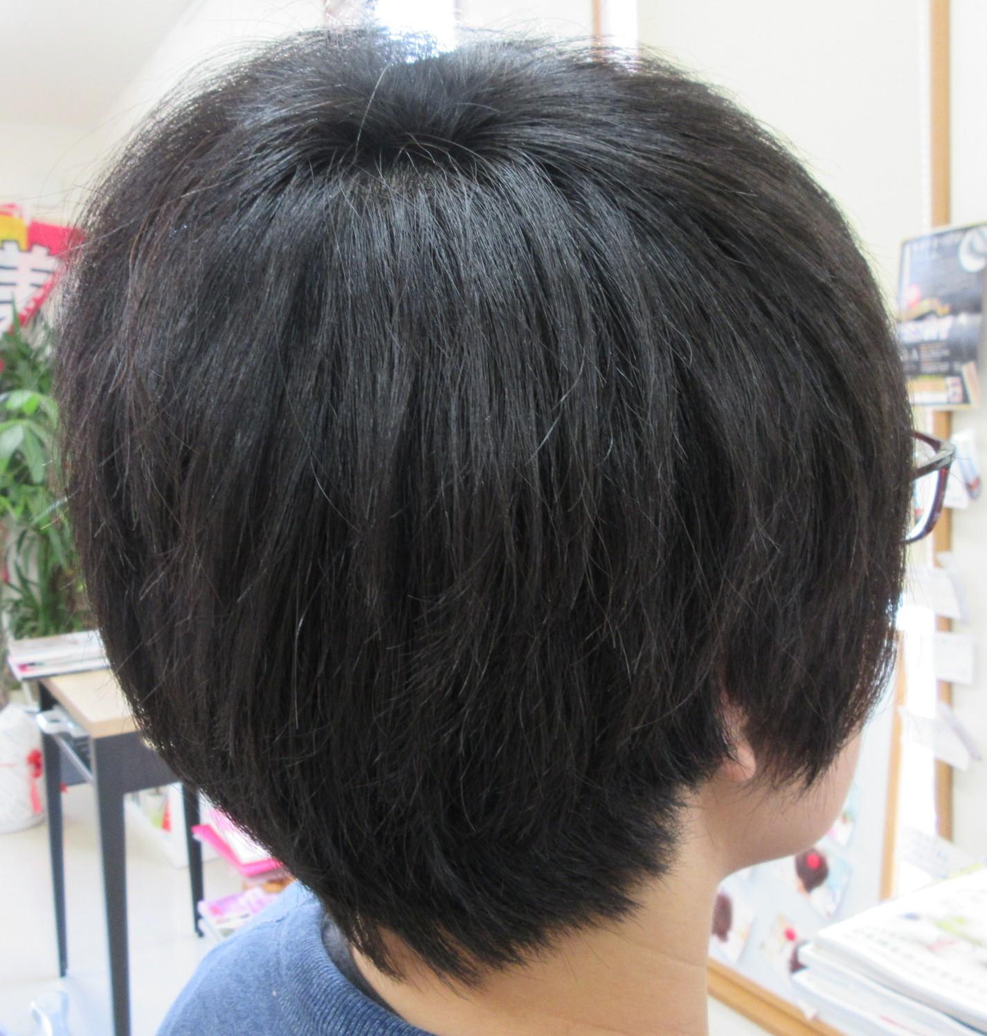髪のお手入れがしやすくなる!