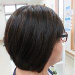 くせ毛カット、髪が伸びても、形になる!