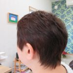 髪が細くてくせ毛さん❣美らヘナ、RQ沖縄インディゴに変えました。