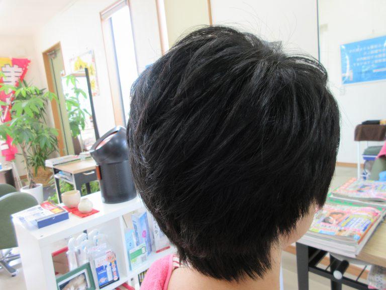 くせ毛専門美容室を検索して、茨城だった!