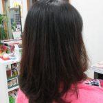 抜け毛で髪が細い❕薄毛検索でお越し頂きました。