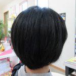 くせ毛さん!頭の形凹凸でもくせ毛を調整してます。